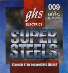 GHS ST-XL Super Steels Extra Light Stainless Steel, 9-42