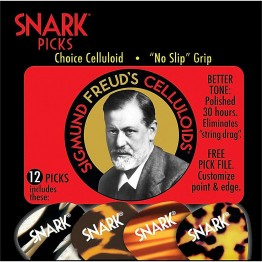 Snark 88C Sigmund Freud's Celluloids 12 Pack, .88 mm