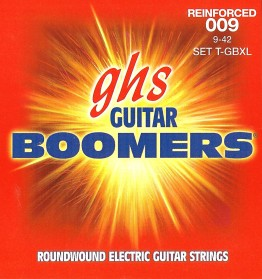GHS T-GBXL Reinforced Boomers Extra Light, 9-42