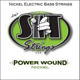 SIT Strings NR45100L Power Wound Bass Light, 45-100
