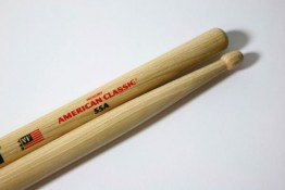 Vic Firth American Classic Hickory, 55A