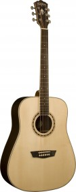 Washburn WD20S Tahoe Series Acoustic Guitar - Natural