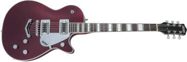 Gretsch G5220 Electromatic® Jet™ BT Single-Cut, V-Stoptail, Dark Cherry Metallic