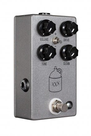 JHS Pedals Moonshine Overdrive Effects Pedal, V2