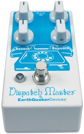 EarthQuaker Devices Dispatch Master Delay & Reverb V2