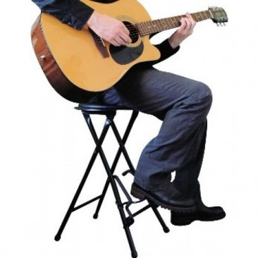 Stands Gt Stage Player 2 Folding Guitar Stand And Stool